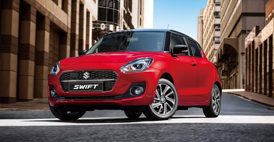Suzuki Swift AutoVantage